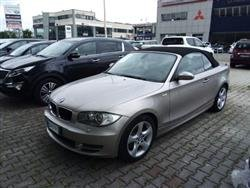 BMW SERIE 1 d Cabrio Eletta