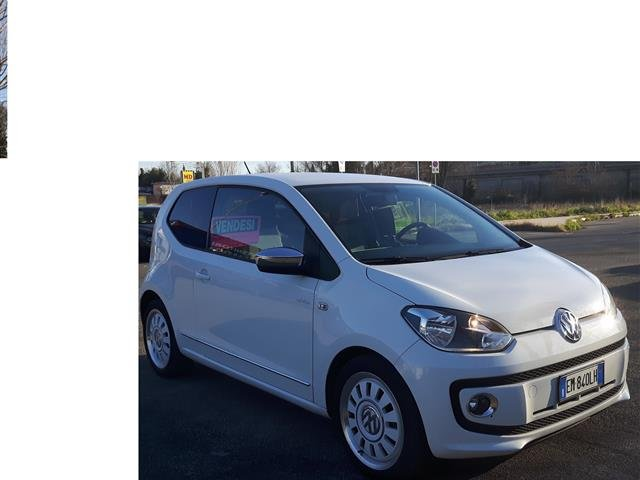 VOLKSWAGEN UP! 1.0 75 CV 3p. high up!