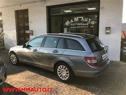 MERCEDES CLASSE C SW CDI S.W. BlueEFFICIENCY Executive(MOTORE  NUOVO)!!