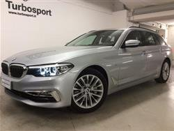BMW SERIE 5 d Touring xdrive Luxury 265cv auto