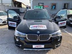 BMW X3 Xline 3000cc DA 258cv impeccabile