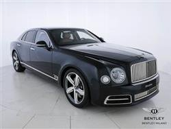 BENTLEY MULSANNE Speed- Price list ?360.000 - Bentley Milano