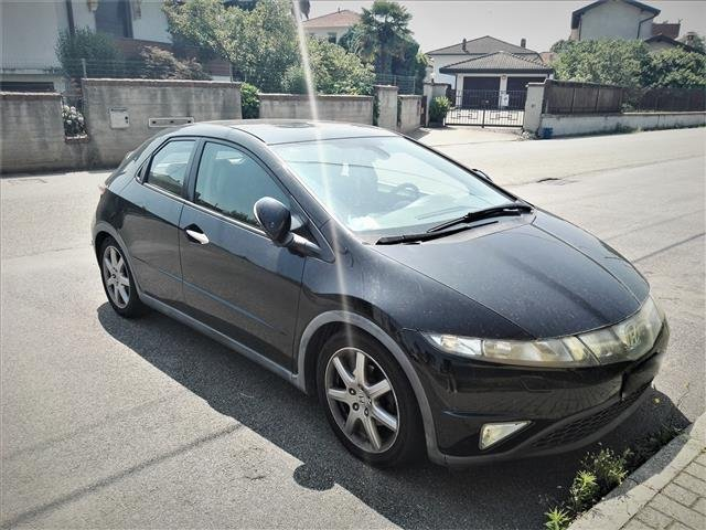 honda civic 2.2 i-ctdi 5p. executive dpf - nero diesel 2007 galliate