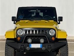 JEEP WRANGLER Unlimited 2.8 CRD DPF Sport Auto