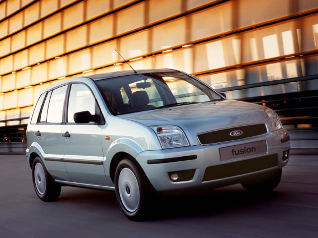 FORD FUSION 1.6 16V 5p. Collection