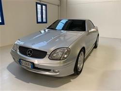 MERCEDES CLASSE SLK cat Kompressor Evo