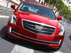 CADILLAC ATS 2.0 Turbo AT8 Luxury
