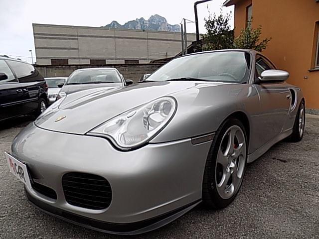 PORSCHE 911 Turbo cat Coupé MANUALE * 67.000 KM REALI *