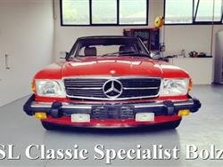 MERCEDES CLASSE SL SL Roadster SLClassic Specialist