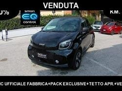 SMART EQ FORFOUR EQ Passion-50% DAL NUOVO+PACK EXCLUSIVE+TETTO ELET