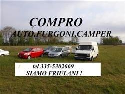FIAT PUNTO 1.4 3 C0MPR0 auto e furgoni anche vecchi